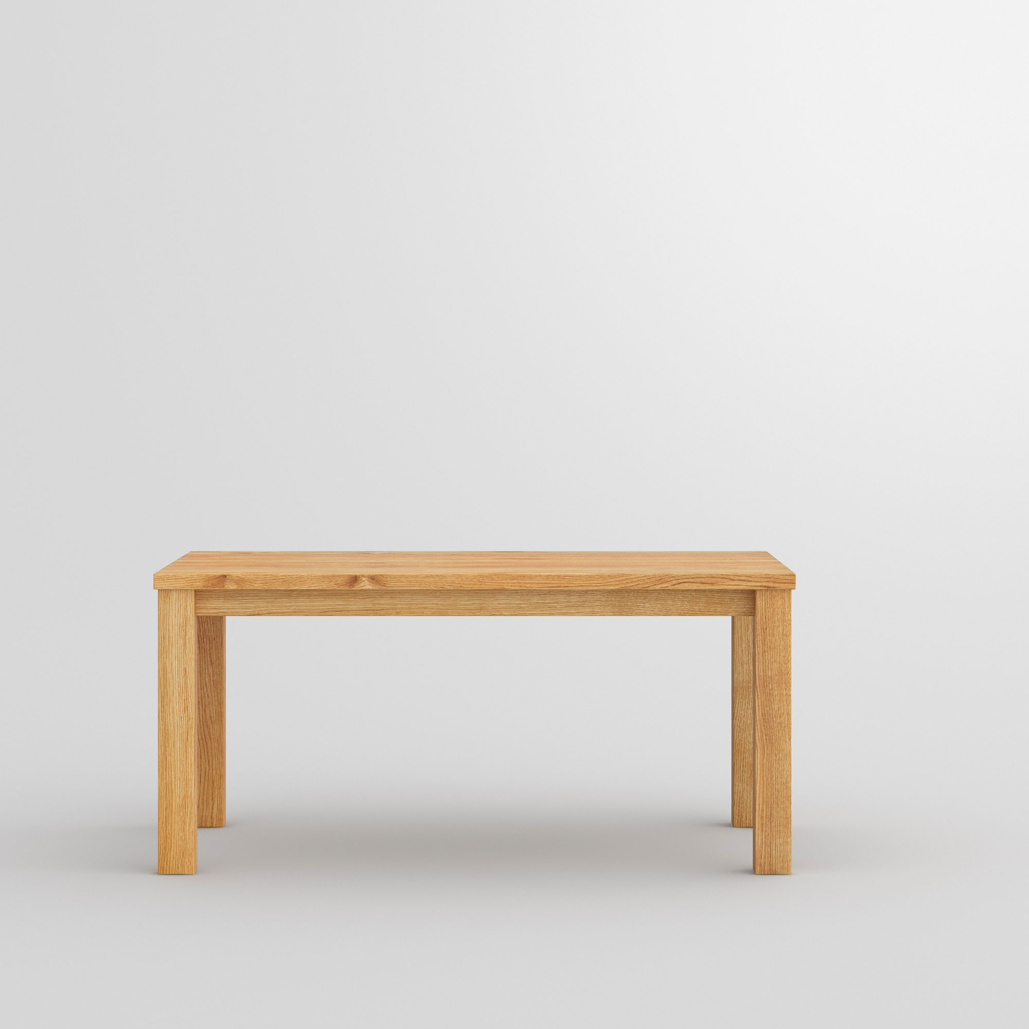 Tailor-Made Solid Wood Table FORTE 4 B9X9 cam2 custom made in solid wood by vitamin design