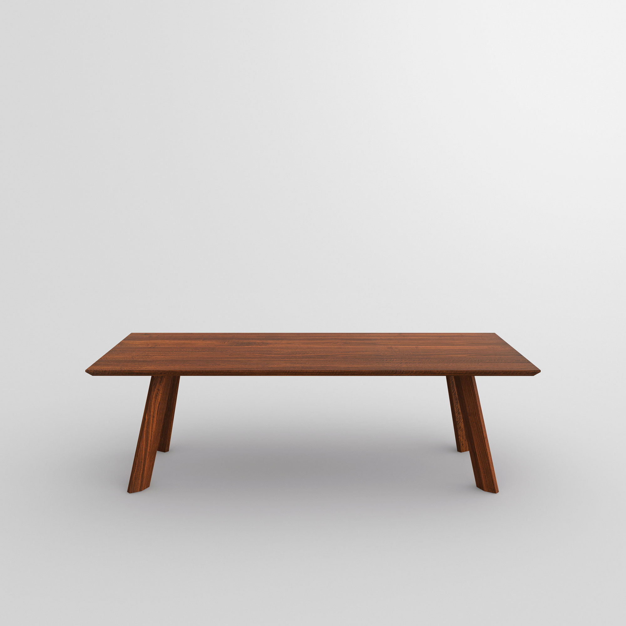 Designer Living Room Table RHOMBI BASIC cam3 custom made in solid wood by vitamin design